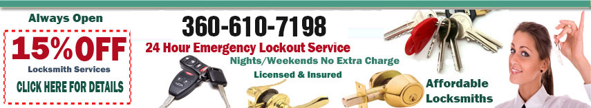Professional Locksmith New Castle Wa